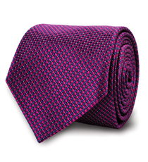 The Purple Lawrence Tie