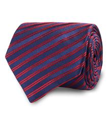 The Compson Oxford Stripe Tie