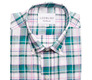 The Green Crawford Plaid Slim shirt