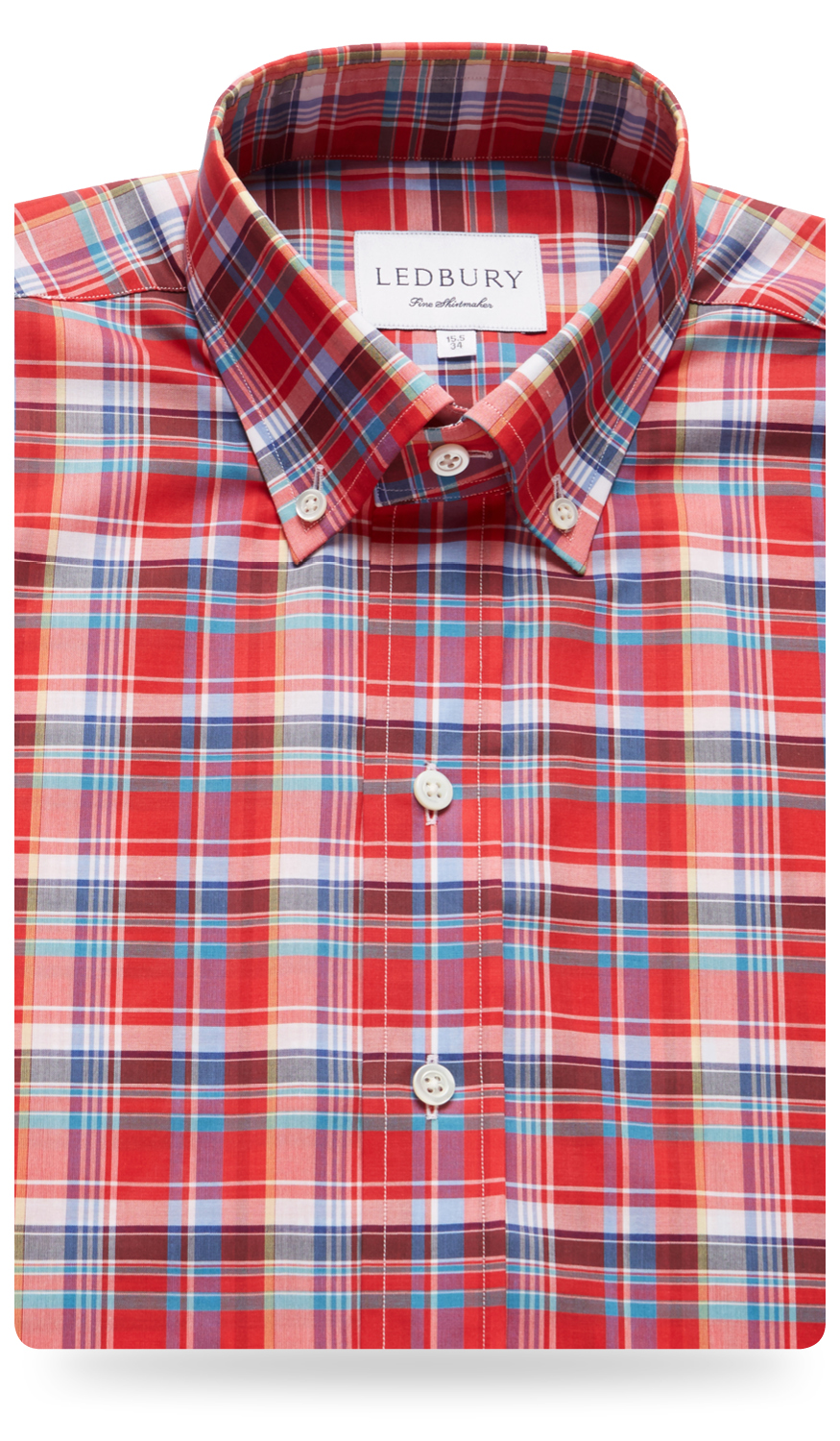 The Red Olsen Plaid