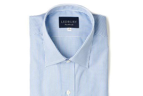 The Light Blue Bengal shirt