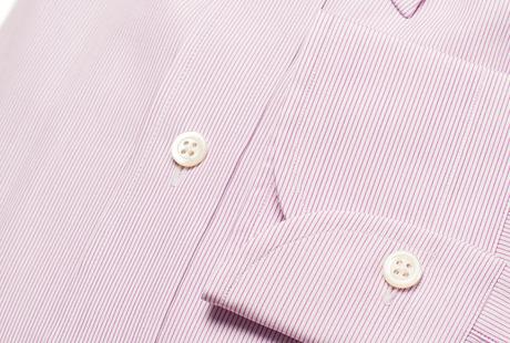 The Purple Micro Stripe singlecuff