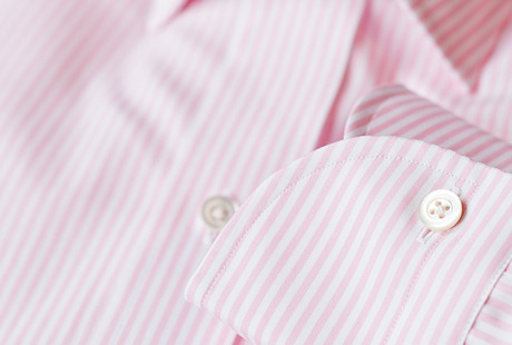 The Pink Bengal Worker Slim Fit singlecuff
