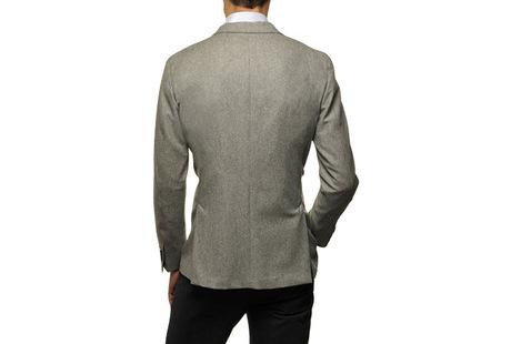 The Grey Huxley Sport Coat  shirt