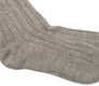 The Grey Alastair Sock singlecuff