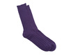 The Purple Alastair Sock collar