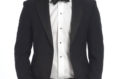 The Tuxedo Shirt frenchcuff
