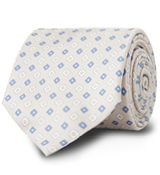 The Grey Barclay Tie