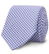 The Wilde Houndstooth Tie