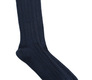 The Navy Alastair Sock