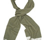 The Green Camden Lambswool Scarf