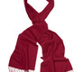 The Red Camden Lambswool Scarf