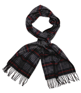 The Jameson Merino Check Scarf