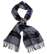 The Welford Plaid Scarf