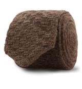 The Brown Elliot Knit Tie