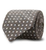 The Grey Hemming Tie