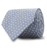 The Blue Langston Tie