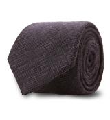 The Purple Hunt Twill Tie